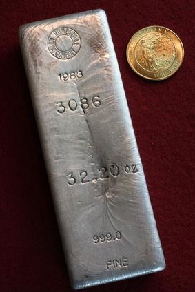 Silberbarren Ankauf München
